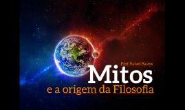 MITOLOGIA E A ORIGEM DA FILOSOFIA