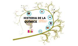 Copy of LINEA DEL TIEMPO DE LA HISTORIA DE LA QUÍMICA