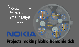Nokia Romania - Projects making us tick