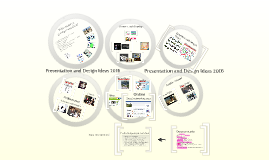 Presentation ideas 2016