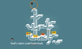 Paul's Letters (and Psedo-Paul)