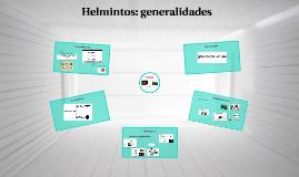 helmintos: generalidades