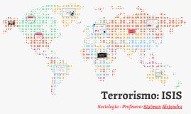 Terrorismo: ISIS
