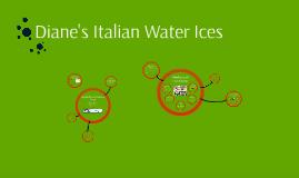 Diane's Italian Water Ices