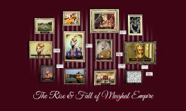 The Rise & Fall of Mughal Empire