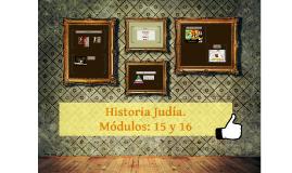 Historia Judia.