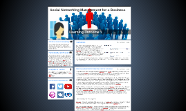 Social Networking Managment for a Business