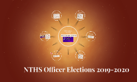 NTHS Officer Elections