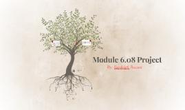 Module 6.08 Project