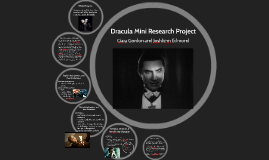 Dracula Mini Research Project
