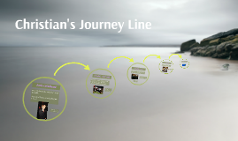 Christian's Journey Line
