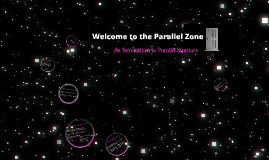 Welcome to the Parallel Zone: An Introduction to Parallel Structure