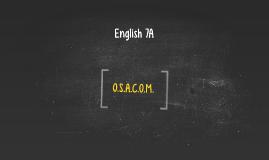 English 7A