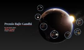 Premio Rajiv Gandhi