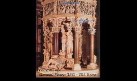 Medieval Age Giovanni Pisano (1250 – 1315, Rome)