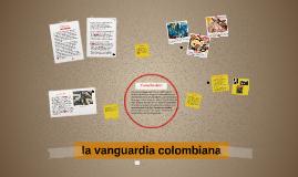 Copy of la vanguardia colombiana