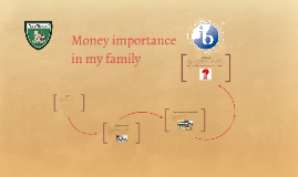 Money importance in my family