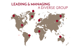 Leading & Managing a Diverse Group