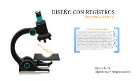 Diseño con registros