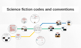 Copy of Science fiction codes and conventions