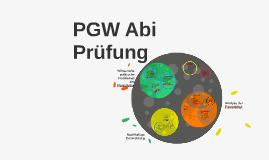 PGW Abi Prüfung