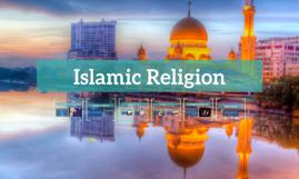 Copy of Islamic Religion