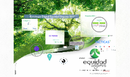 Estrategia Digital Equidad Seguros 2017