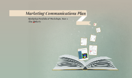 Copy of Marketing Communications Plan