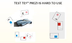 TEST TEST PREZI IS HARD TO USE