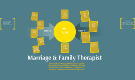 Marriage & Family Therapist