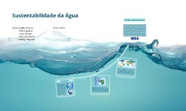 Sustentabilidade da Água