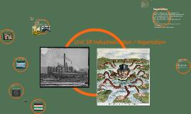 Unit 5B Industrialization / Imperialism