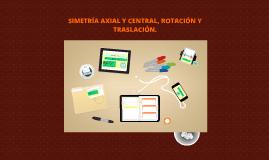 Copy of SIMETRÍA AXIAL Y CENTRAL, ROTACIÓN Y TRASLACIÓN.