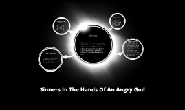Summary - Sinners In The Hands of an Angry God by Alexis Weppner ...