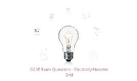 Elec/Grid PPR Q's