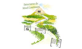 Detectores de Nivel Continuos