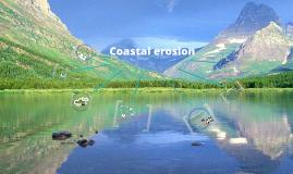 Copy of coastal erosion