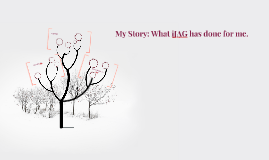 My Story: What iJAG has done for me.