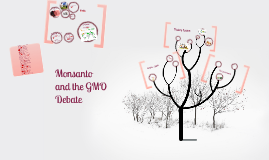 Copy of Monsanto and the GMO debate