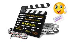 "TESINA ""IL CINEMA"" A.S. 2018/19"