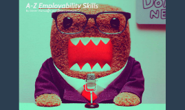 Copy of A-Z Employability SKills