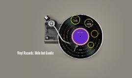 Vinyl Records: Oldie but Goodie