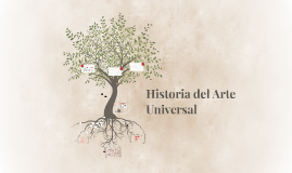 Historia del Arte Universal