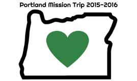 Portland Mission Trip 2015-2016