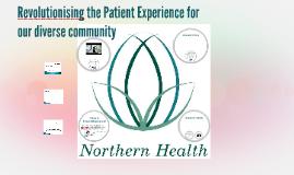 Orientation - Patient Experience