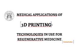 3D Printing 2.0