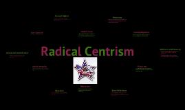 Radical Cendrism