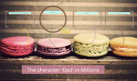 The character 'Dad' in Millions
