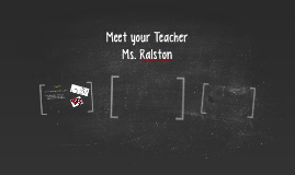 Meet your Teacher