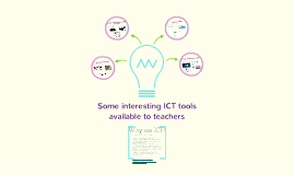 ICT tools for teaching